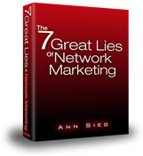 7 great lies, attraction marketing, free leads, mlm, marketing